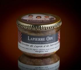 Terrine de Lapin à la Sarriette